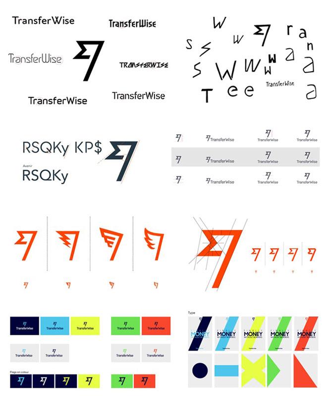 TransferWise identity development