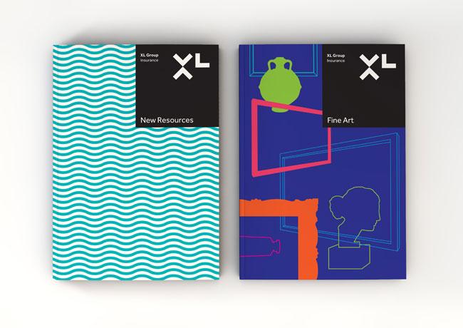 XL identity design