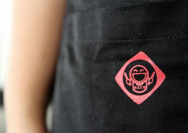 Kenji Tei brand identity
