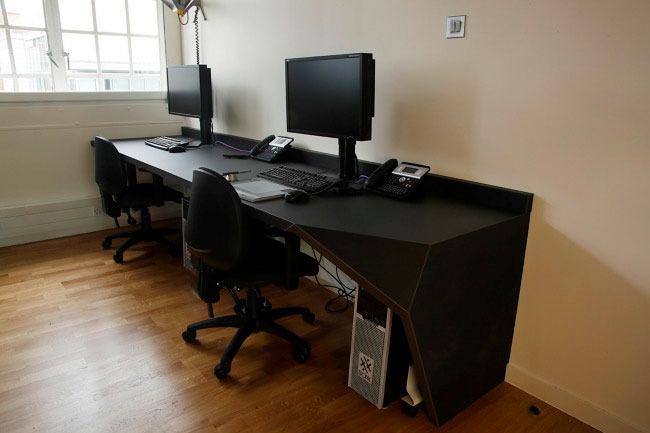 McCormack Joinery MPC desk