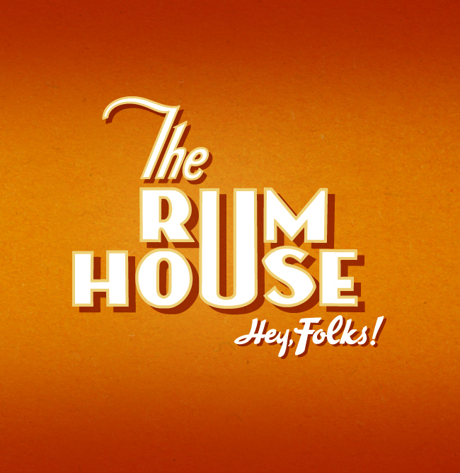 The Rum House logo