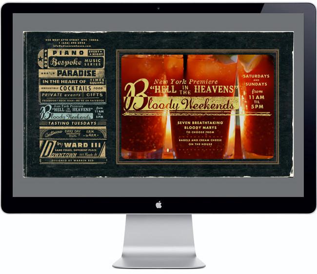 The Rum House website