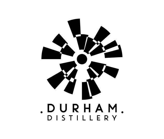 Durham Distillery identity