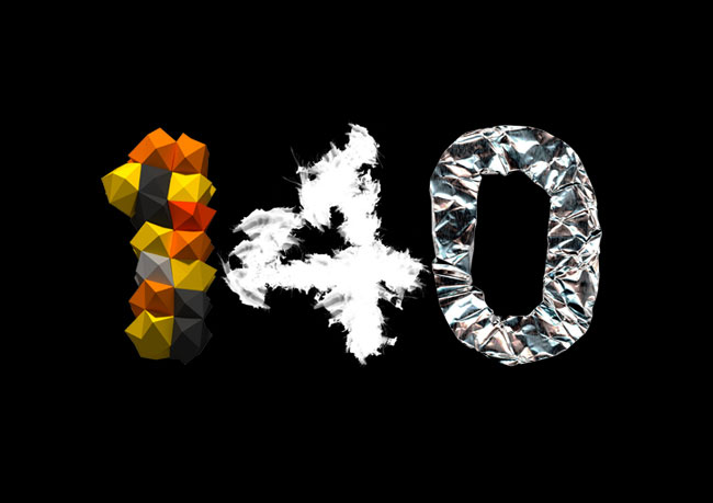 140 identity design