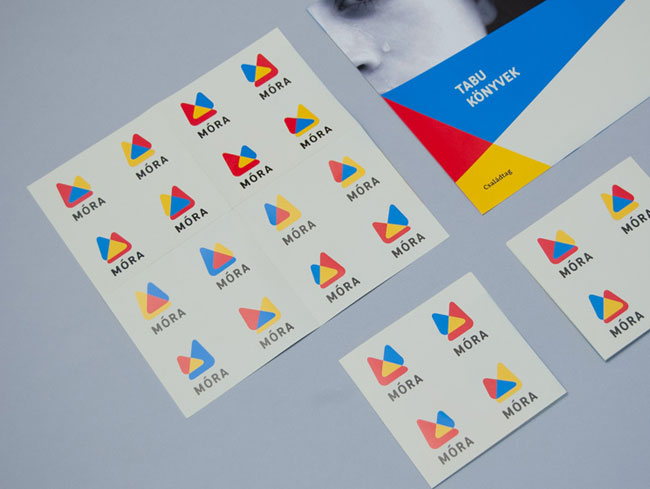 Móra brand identity