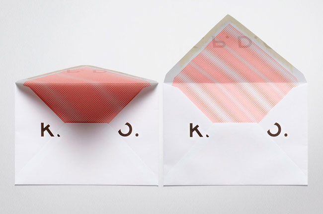 KPDO envelope design