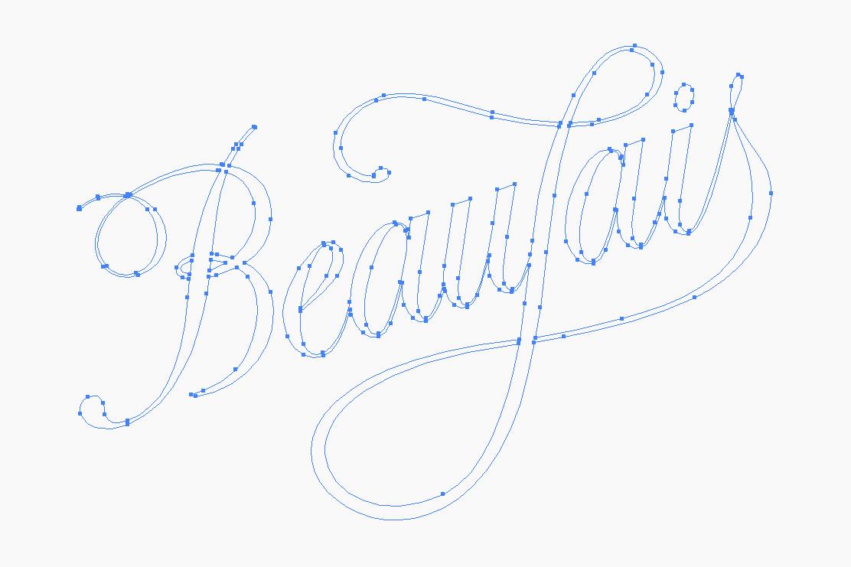 Beaujais logo construction
