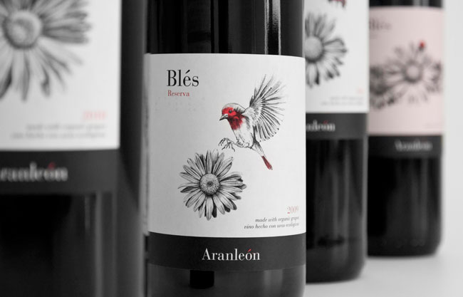 Bles reserva label