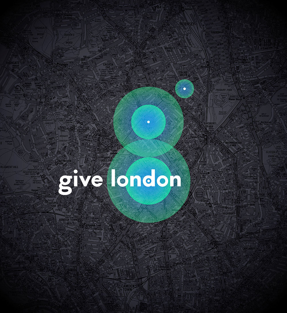 Give London logo
