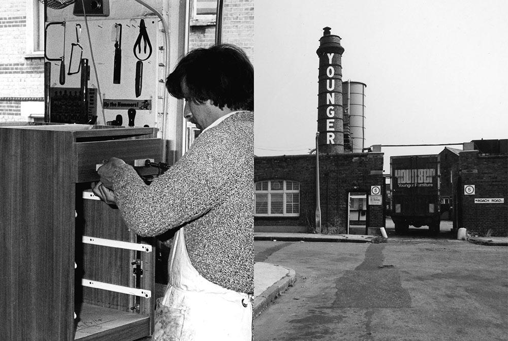 Carpenters Wharf history