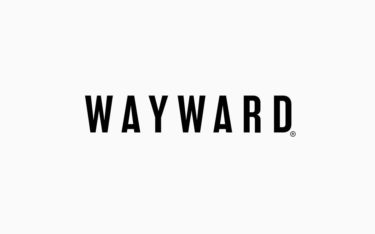Wayward Wines logo