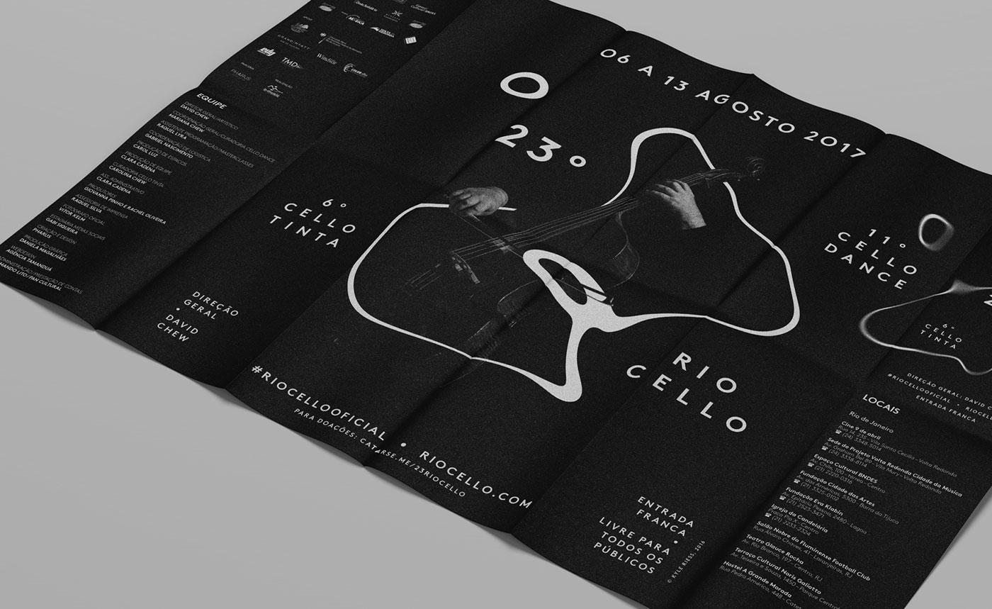 Rio Cello identity