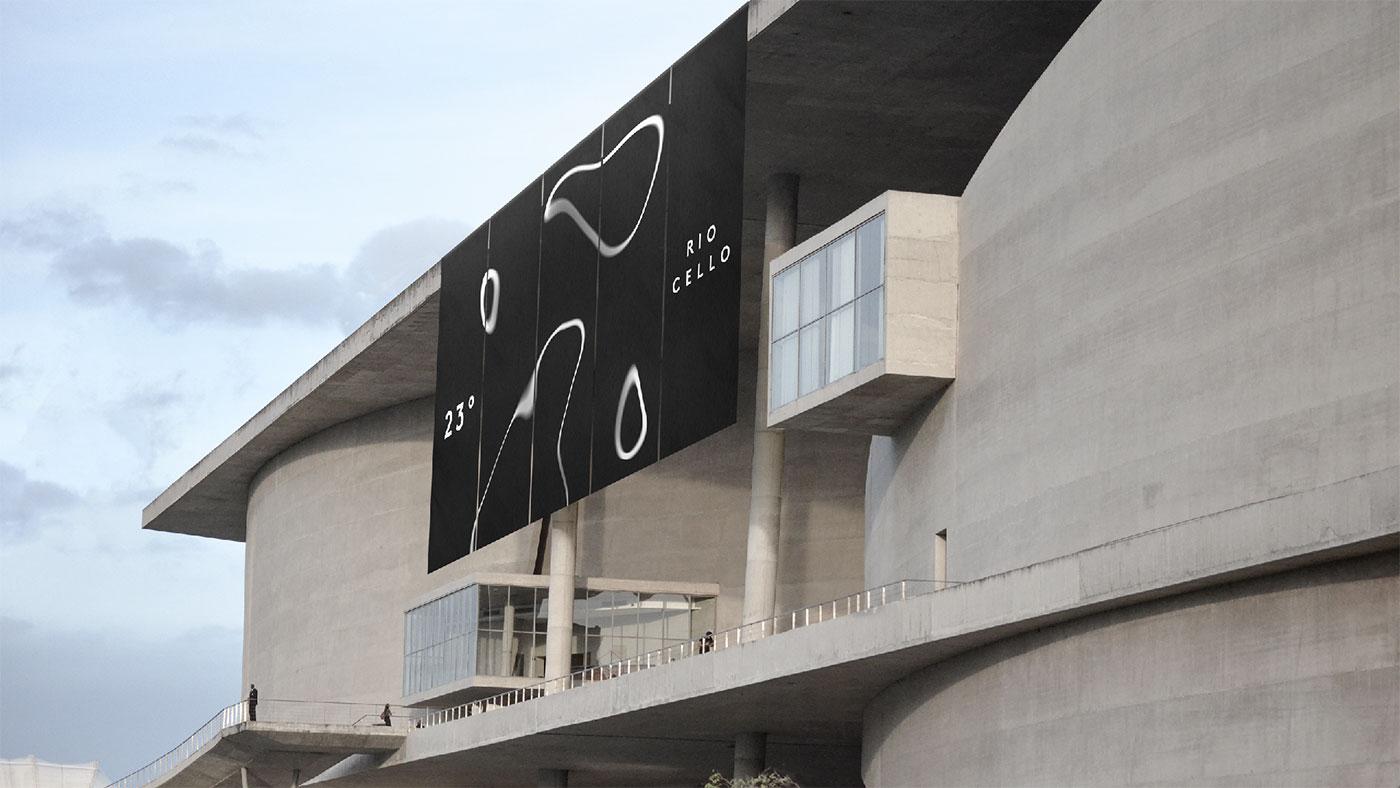 Rio Cello signage