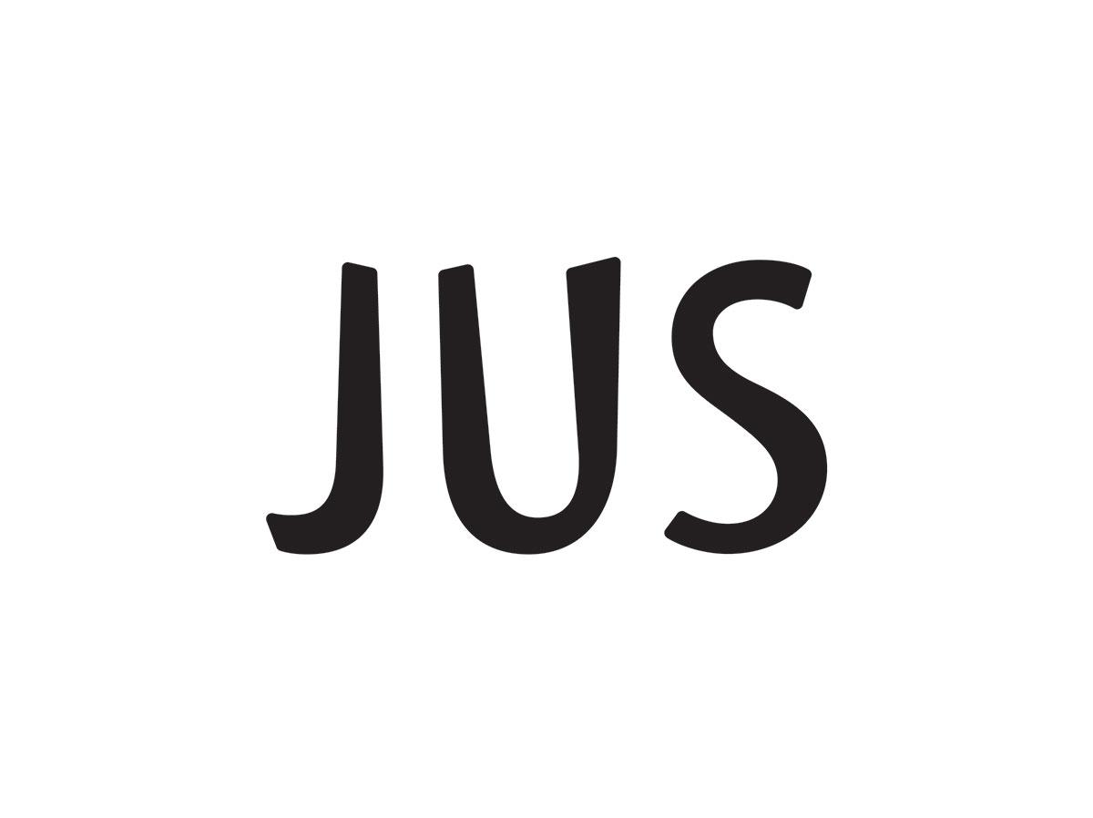 JUS logo