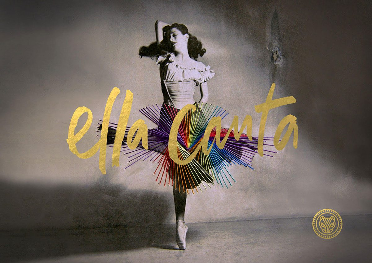 Ella Canta identity