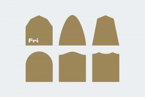 Fri identity design by Double