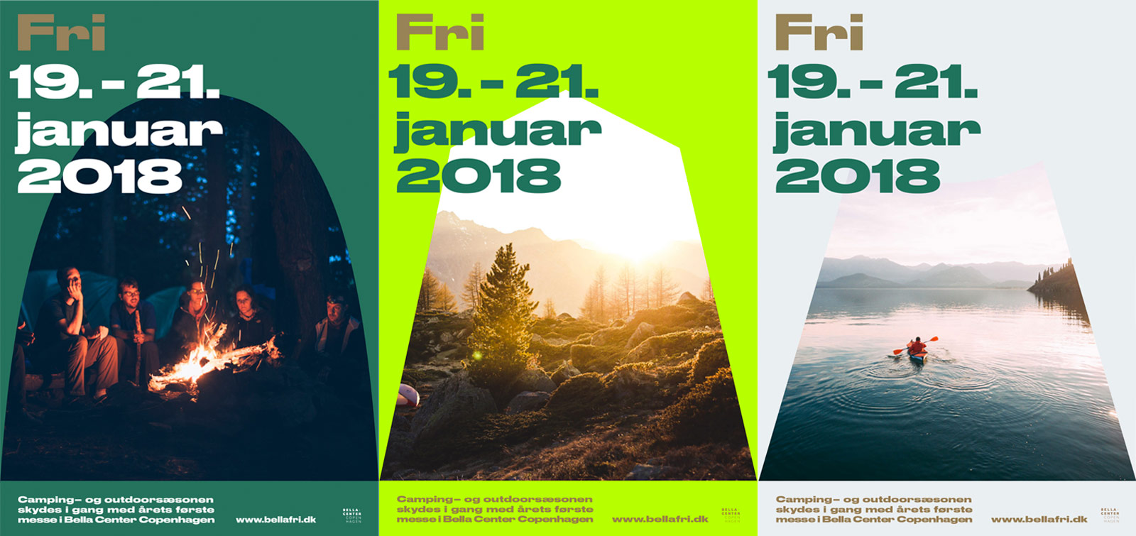 Fri identity design by Double