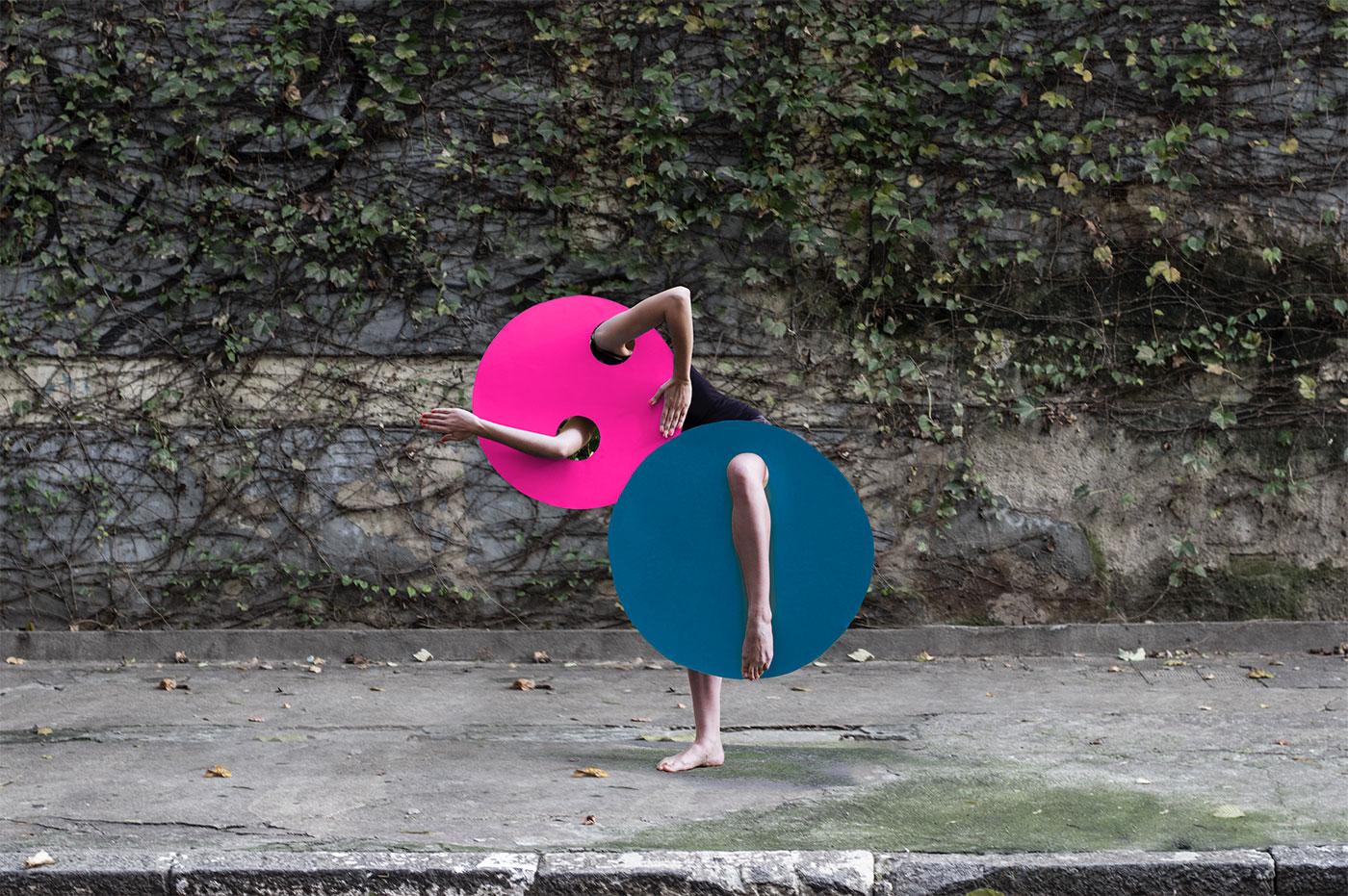 Sesc Dance Biennial identity