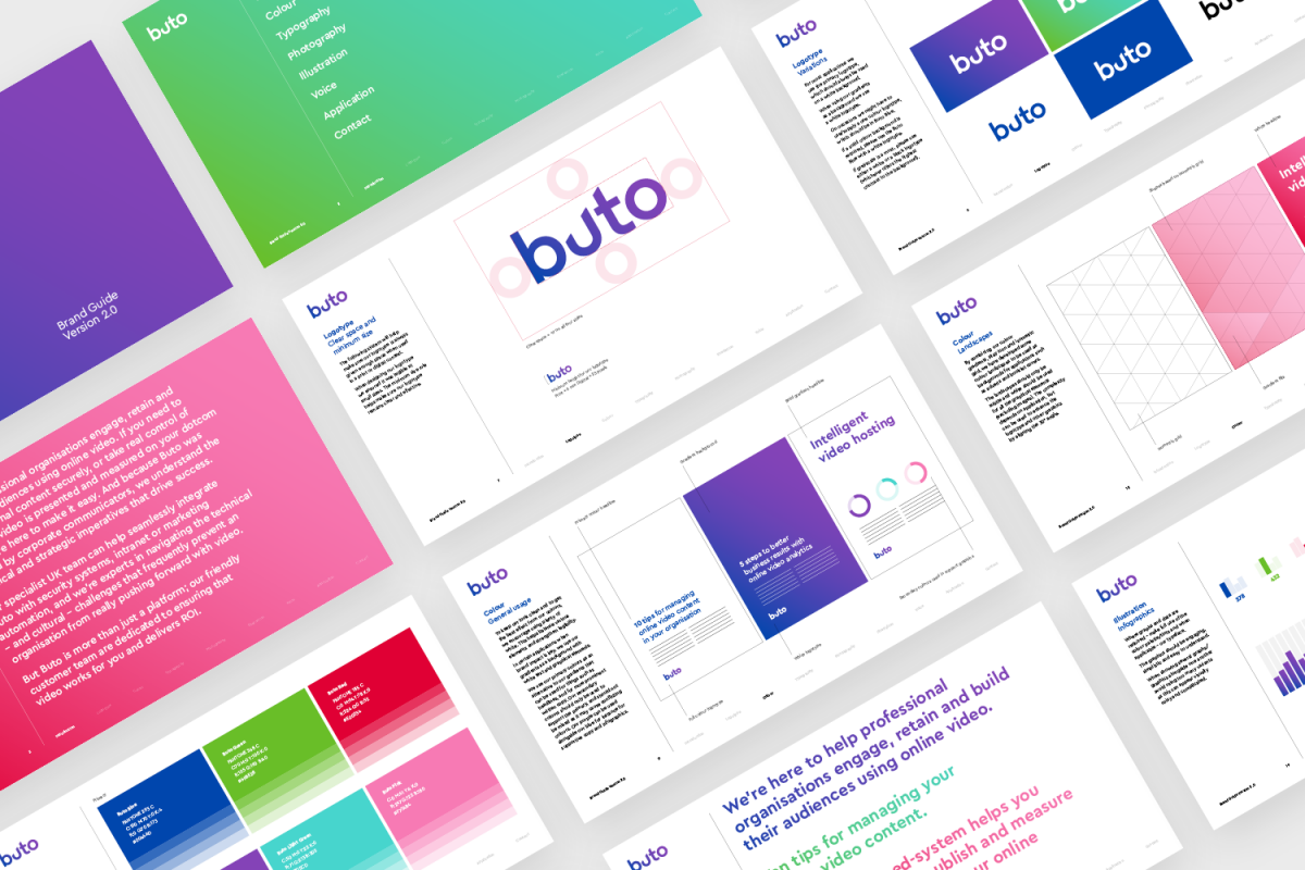 Buto identity guidelines
