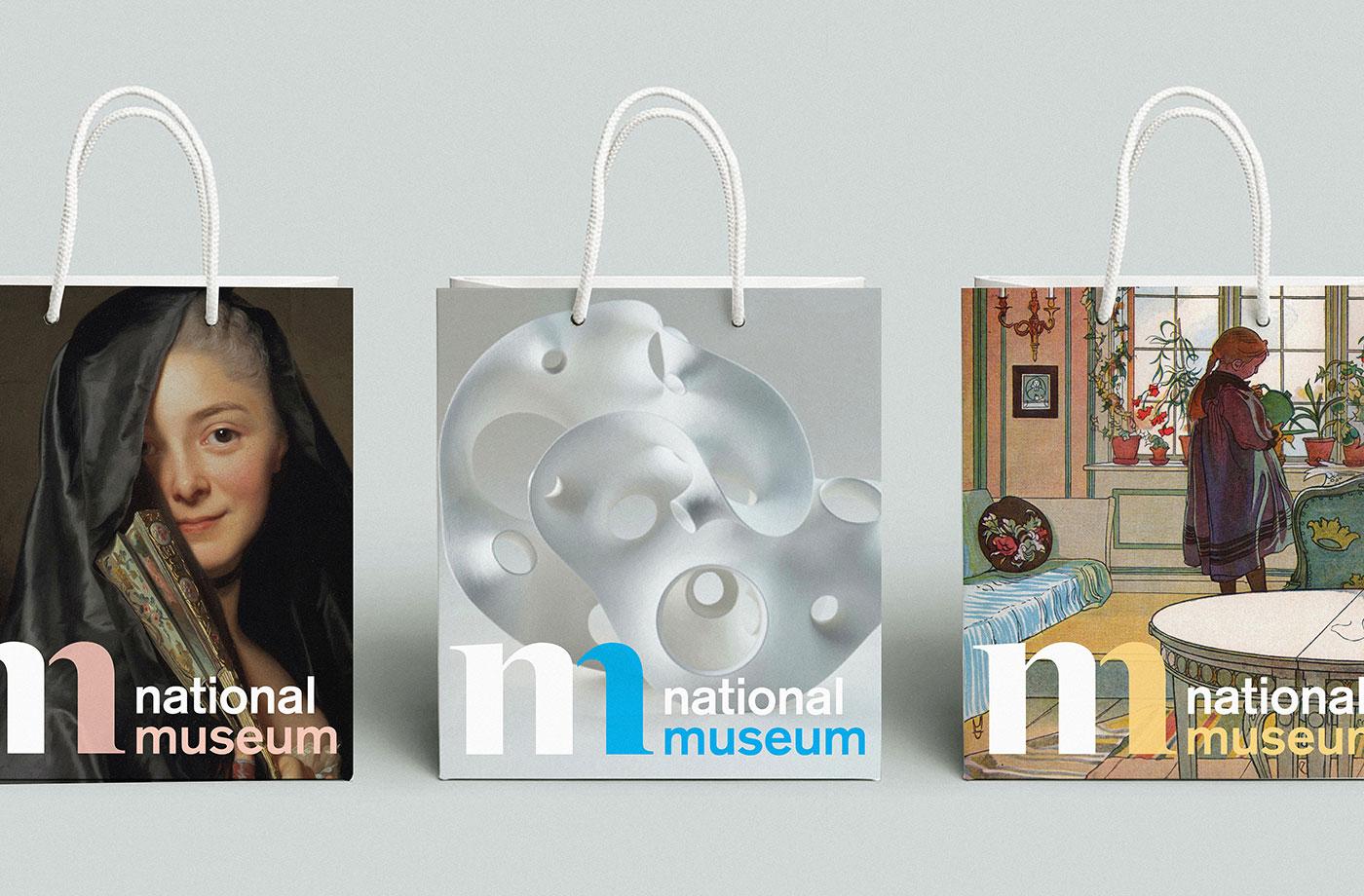 Nationalmuseum identity