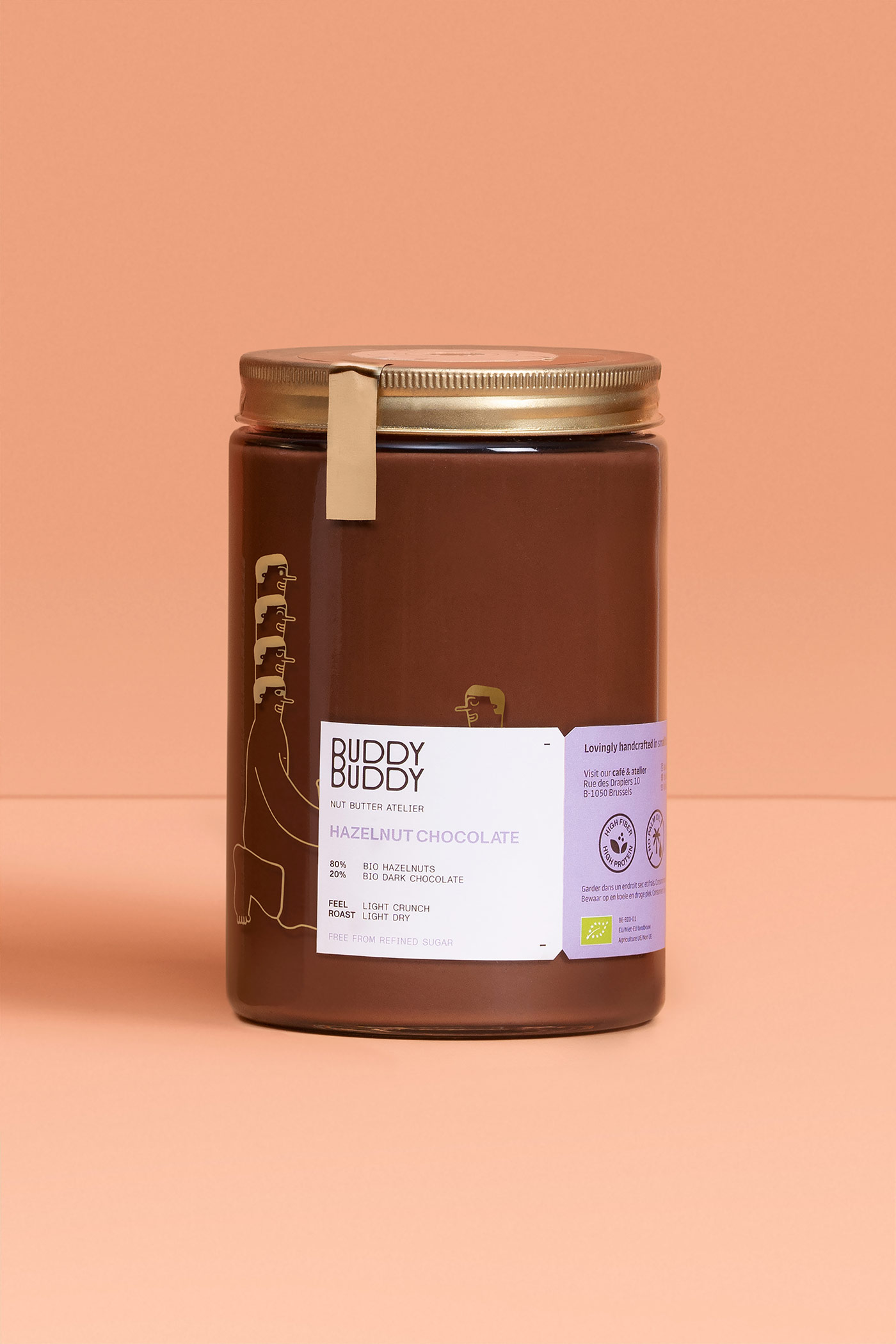 Buddy Buddy nut butter