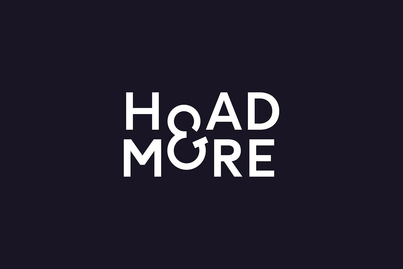 Hoad & More logo design