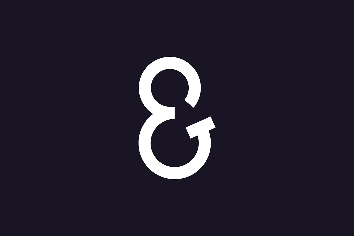 Hoad & More ampersand logo