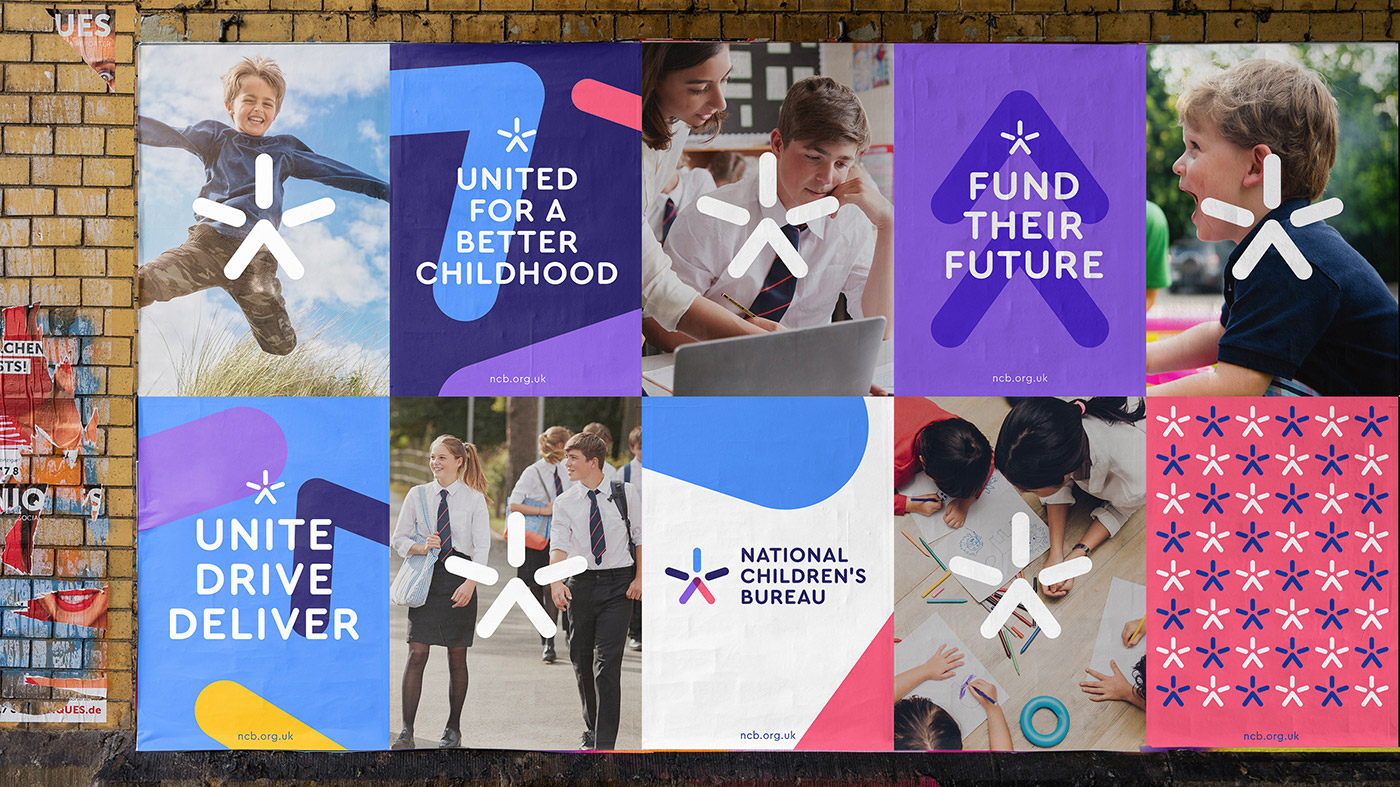 National Children's Bureau identity