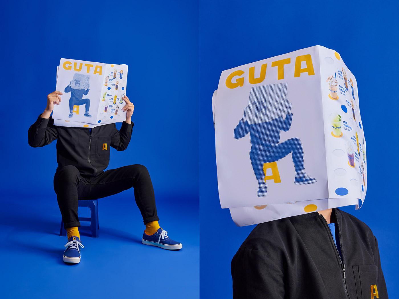 Guta Cafe menu
