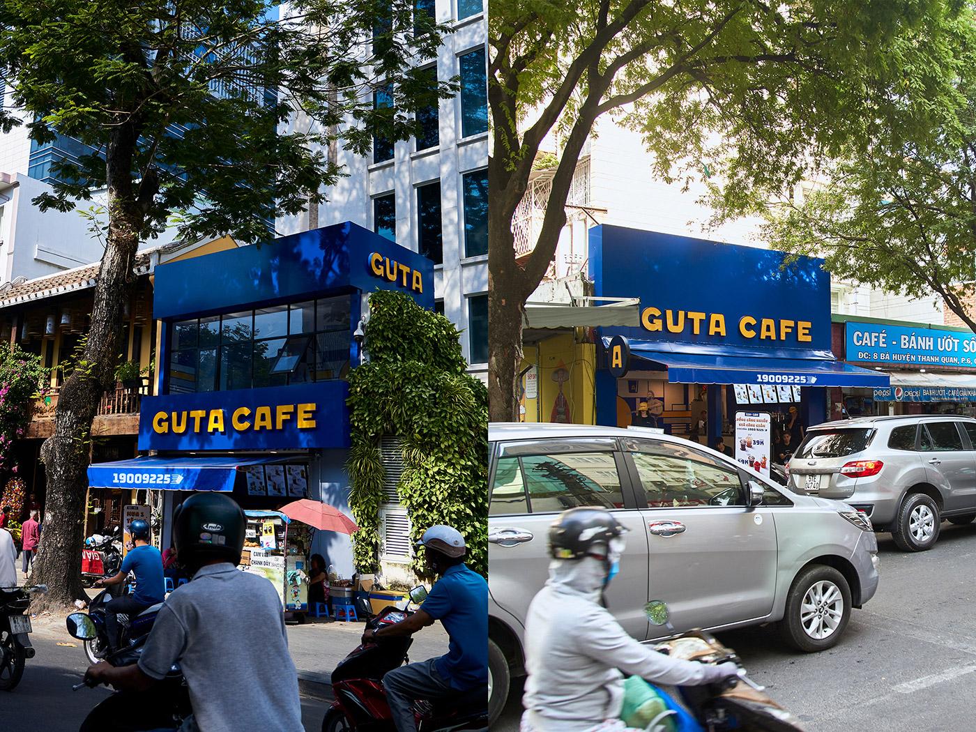 Guta Cafe Saigon