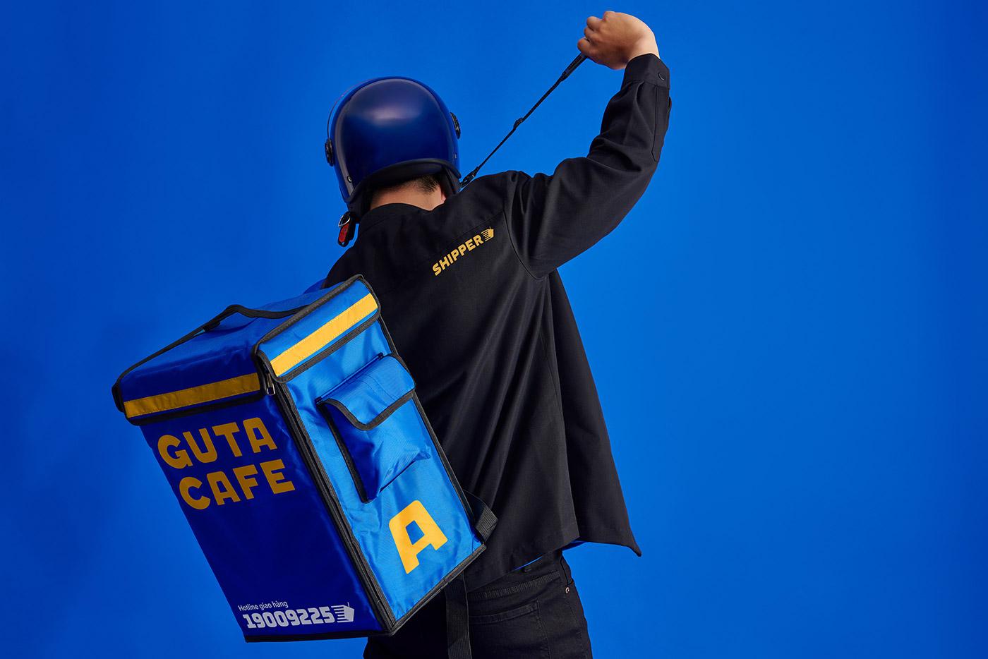 Guta Cafe uniform