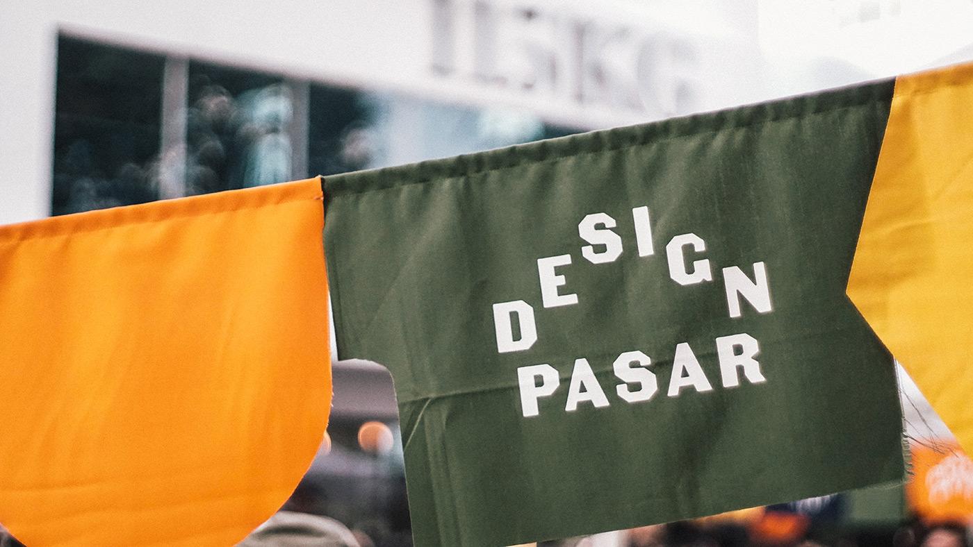 Design Pasar