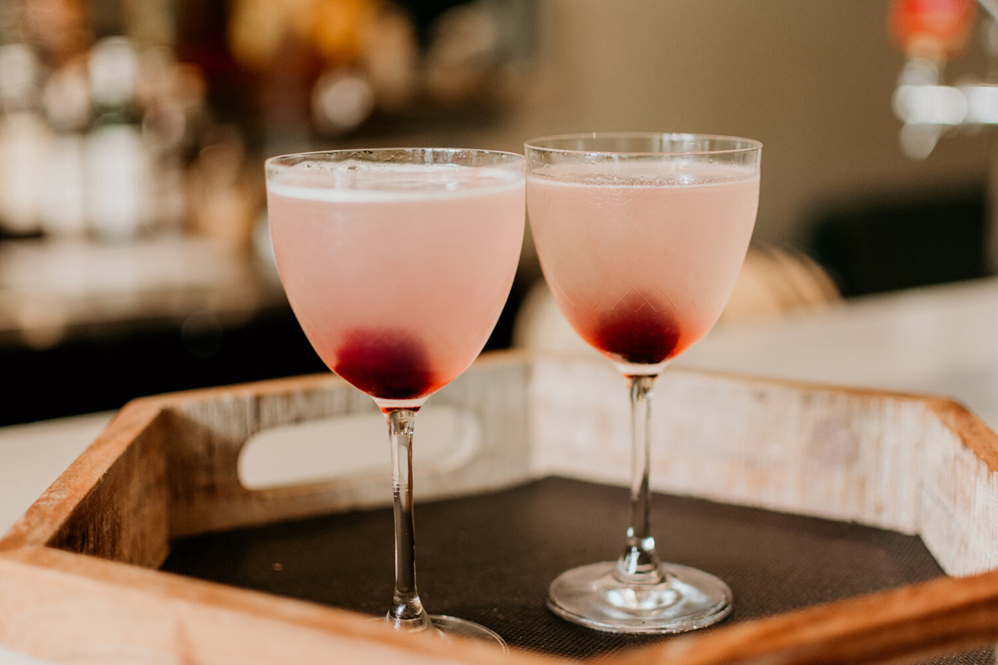 The Common Stove cocktails