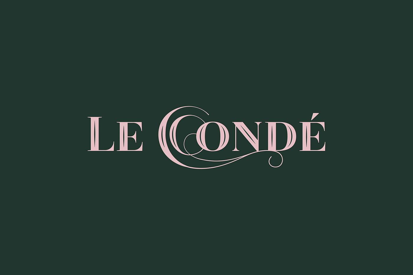 Le Conde logo